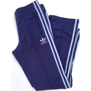 Adidas Women's Track Pants, Purple, SM